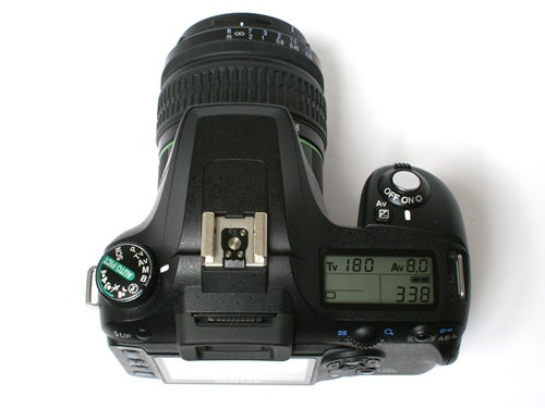 Pentax K100d Digital Slr Review Trusted Reviews