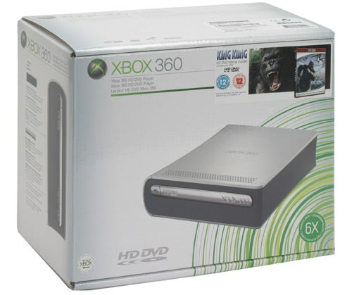 Xbox 360 HD DVD Drive – Xbox 360 HD DVD Drive Review | Trusted Reviews