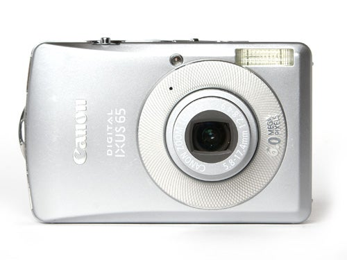 Canon Digital Ixus 65 Review Trusted Reviews