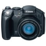 "PowerShot S3 IS 6 Megapixel Bridge Camera - Black (2"" LCD - 12x Optical Zoom - 2816 x 2112 Image - 640 x 480 Video - PictBridge)"