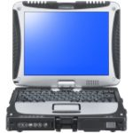"Toughbook 19 Tablet PC (Centrino Duo - Intel Core Duo U2400 1.06GHz - 10.4""XGA - 512MB DDR2 SDRAM - 80GB - Fast Ethernet, Wi-Fi, Bluetooth - Windows XP Tablet PC Edition 2005 - Magnesium Alloy)"