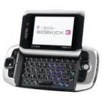Sidekick III Cell Phone (GSM, Bluetooth, 1.3MP, 64MB, microSD Slot)