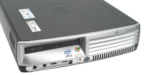 HP COMPAQ DC7700 ULTRA SLIM DESKTOP TREIBER