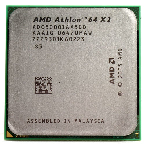 Amd Athlon 64 X2 5000 Ee 65nm Review Trusted Reviews