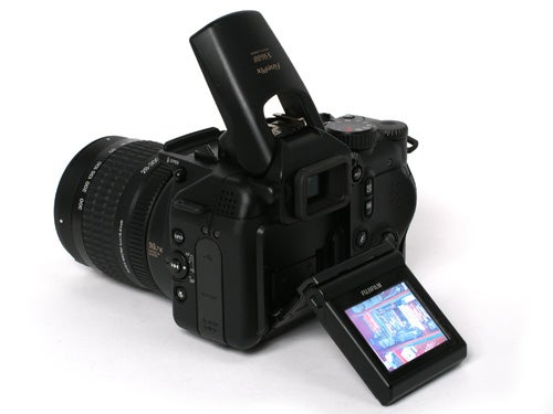 Fujifilm FinePix S9600 Review | Trusted Reviews