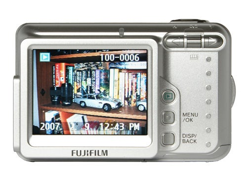 fujifilm finepix a700 review trusted reviews rh trustedreviews com  Fuji FinePix 16MP Digital Camera