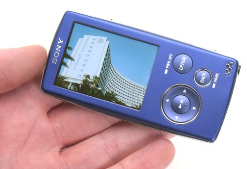 Sony walkman nw-a805 – sony walkman nw-a805 review   trusted reviews.