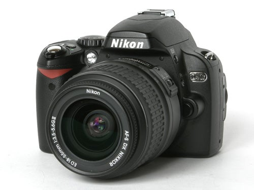 nikon d40x review trusted reviews rh trustedreviews com Nikon D60 Manual Nikon D3000 Manual