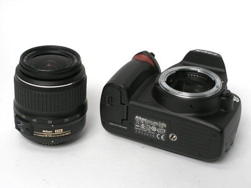 nikon d40x review trusted reviews rh trustedreviews com Nikon D60 Manual Nikon D3000 Manual