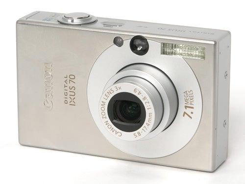 canon digital ixus 70 review trusted reviews rh trustedreviews com Digital Camera Mounting Bracket Digital Camera Batteries
