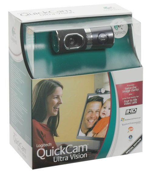 LOGITECH QUICKCAM ULTRA VISION DRIVER WINDOWS
