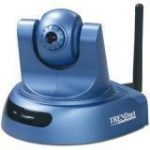 TV-IP400W Wireless Advanced Pan/Tilt Internet Camera Server (Color - CMOS - Wireless Wi-Fi, Cable)
