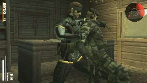 Metal Gear Solid: Portable Ops Review | Trusted Reviews