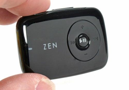 creative zen stone 1gb review trusted reviews rh trustedreviews com creative zen stone 1gb user manual Creative Zen Nano Manual