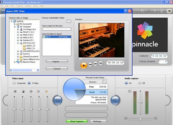 Pinnacle Studio Plus version 11 Review | Trusted Reviews