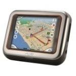 "DigiWalker C220 Automobile Navigator (3.5"" Active Matrix TFT Color LCD - 20 Channels - USB, Headphone, Antenna)"