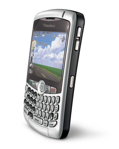 blackberry curve 8300 review trusted reviews rh trustedreviews com BlackBerry Curve 8300 Review BlackBerry 8100
