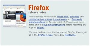 Mozilla Cuts Loose Firefox 1 5 | Trusted Reviews