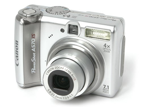 Canon PowerShot A570 IS Full Review: Digital Photography