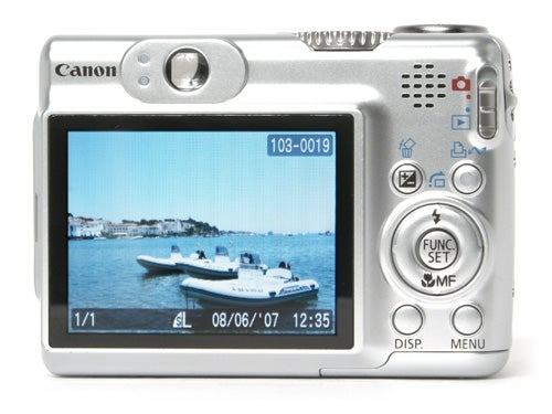 Canon Powershot A570 Is Review Trusted Reviews