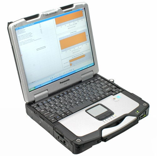 panasonic toughbook cf 30 rugged notebook review trusted reviews rh trustedreviews com Toughbook Drivers Japan Panasonic CF-30 Specs