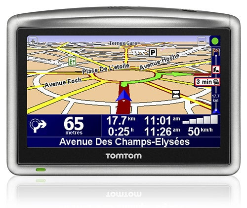TomTom One XL Europe Review | Trusted Reviews