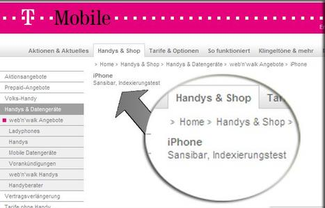 397585e345667c T-Mobile Is iPhone Carrier - In Germany