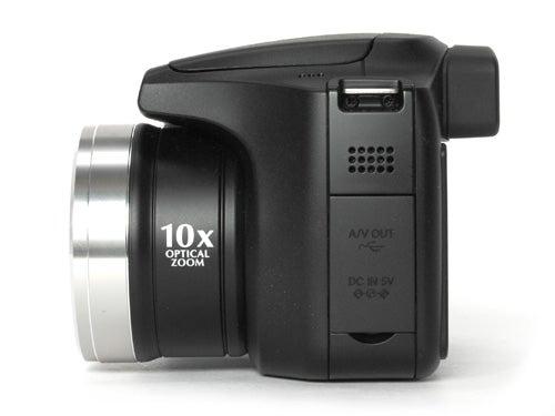 Fujifilm finepix s5700 review trusted reviews for Fujifilm finepix s5700 prix