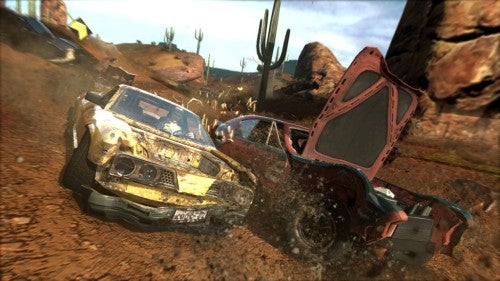 FlatOut: Ultimate Carnage – FlatOut: Ultimate Carnage Review
