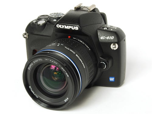 olympus e 410 digital slr review trusted reviews rh trustedreviews com Olympus E 410 Software olympus e 410 user guide