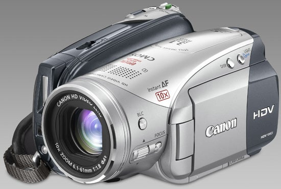 canon hv20 hdv camcorder canon hv20 review trusted reviews rh trustedreviews com Canon HV20 Accessories Canon Rebel T3i