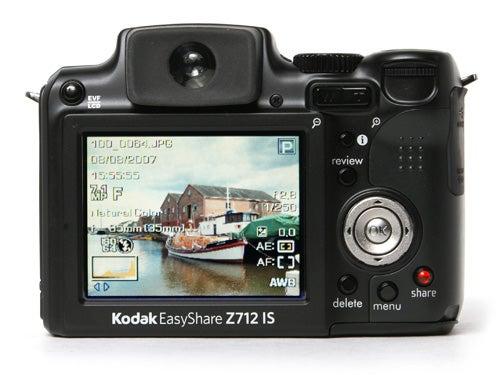 Kodak EasyShare Z IS Digital Camera Software