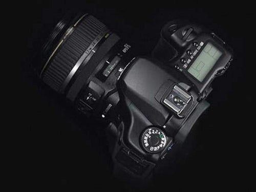 Canon eos 40d launch date leaked
