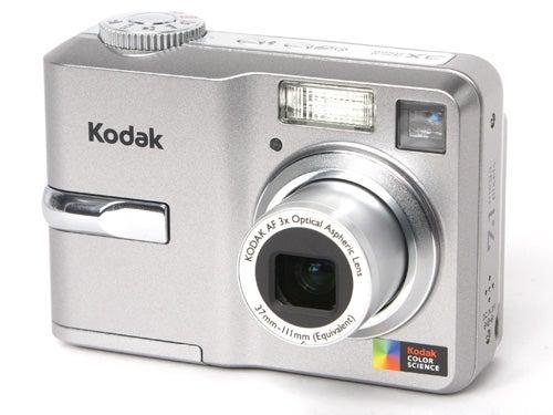 kodak easyshare c743 review trusted reviews