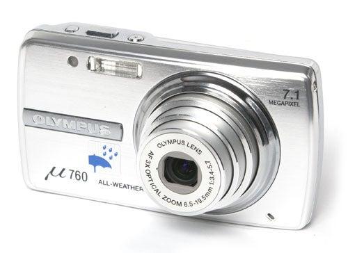 olympus mju 760 review trusted reviews rh trustedreviews com Olympus Stylus 720 SW Camera Olympus Body Camera Vector