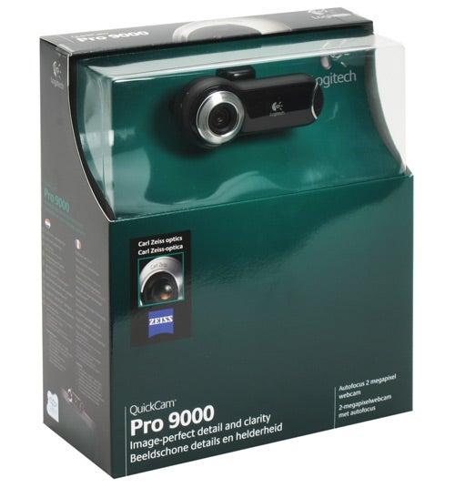 Logitech Quickcam Pro 9000 драйвер