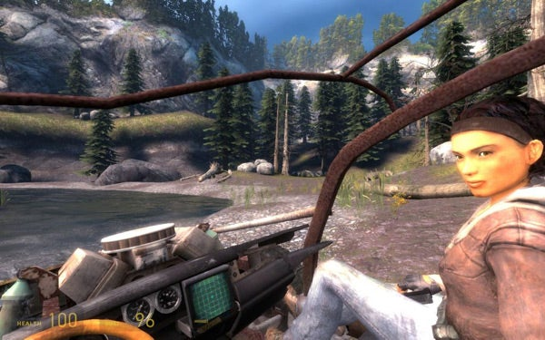 The Orange Box: Half-Life 2: Episode 2 etc  Review | Trusted