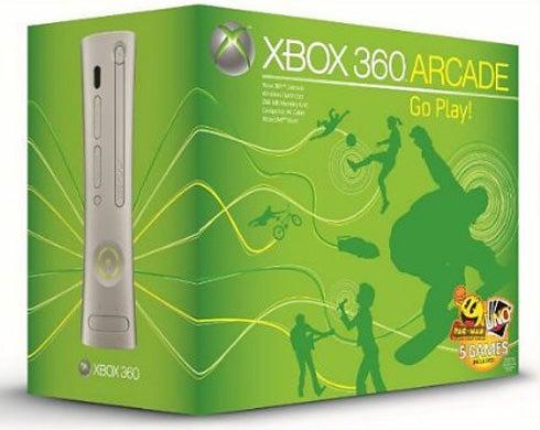 Xbox 360 Arcade Xbox 360 Arcade Announ...