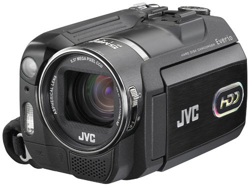 jvc everio gz mg575ek review trusted reviews rh trustedreviews com JVC HD Everio Camcorder Review JVC Radio Manual