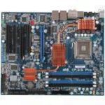 IP35 Pro Desktop Motherboard - Intel P35 Express Chipset (Socket T LGA-775 - 1333 MHz, 1066 MHz, 800 MHz FSB - 8 GB DDR2 SDRAM - Ultra ATA/133 ATA-7 - 7.1 Channel Audio)