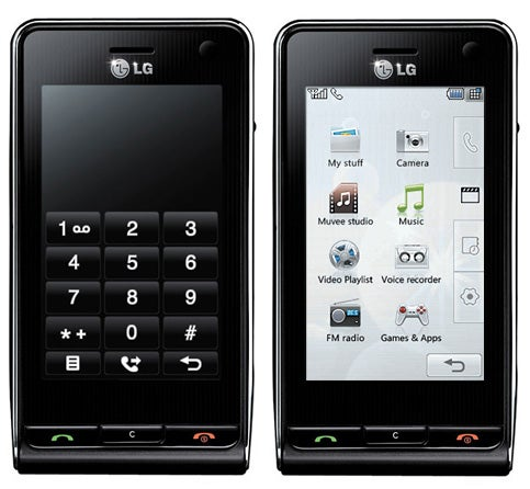 lg viewty ku990 review trusted reviews rh trustedreviews com LG Ku990i LG Ku990i