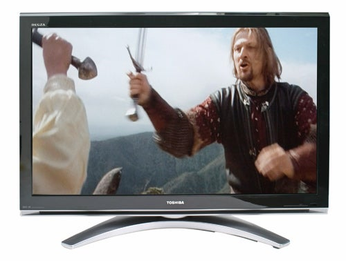 Toshiba Regza 42z3030d 42in Lcd Tv Review Trusted Reviews