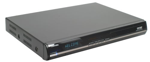 Toshiba hd ep30 hd dvd player review trusted reviews the hd ep30 the cheapest of toshibas two third generation players continues this trend with a feature list youd expect from an hd deck costing twice as publicscrutiny Image collections