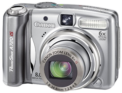 canon powershot a720 is review trusted reviews rh trustedreviews com canon powershot a720 manual download canon powershot a720 user manual