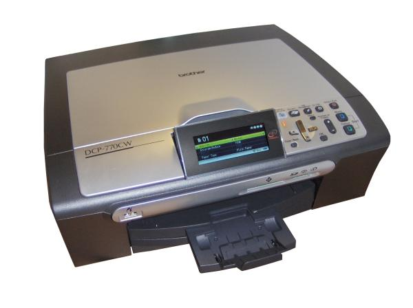 BROTHER DCP-770CW SCANNER WINDOWS 7 DRIVER DOWNLOAD