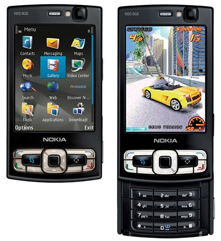 Major Upgrade for Nokia N95 s Software