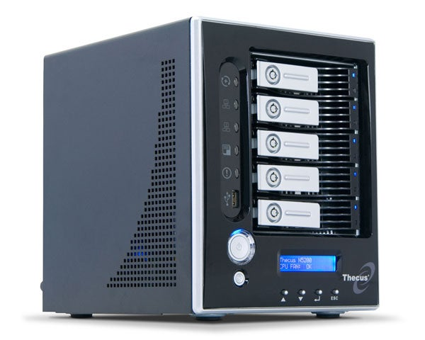 THECUS N5200PRO NAS SERVER DRIVERS FOR WINDOWS 10