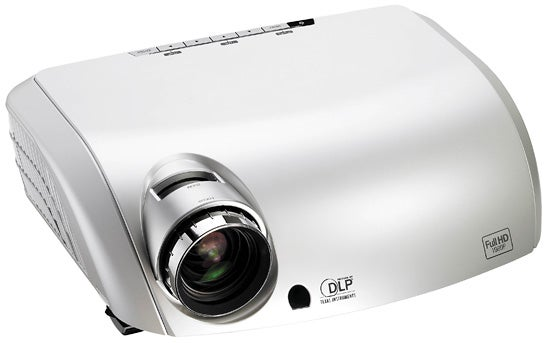 Optoma themescene hd80 projector review trusted reviews for Miroir hd pro projector review