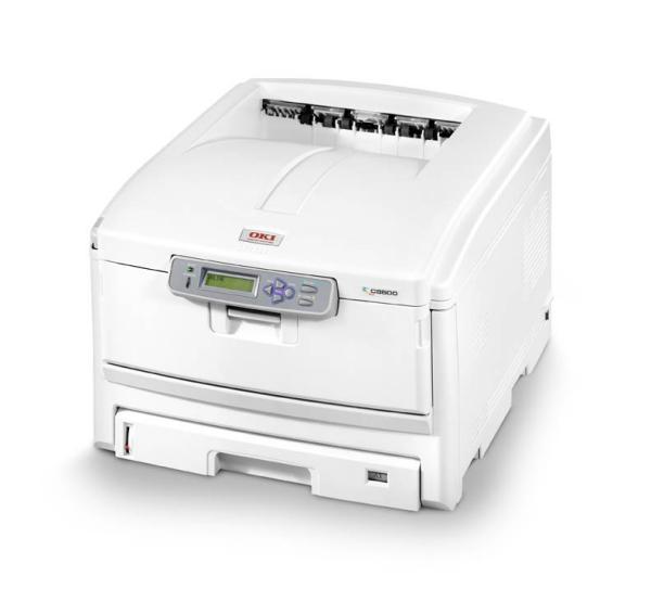 OKI C8800n A3 Printer Review | Trusted Reviews
