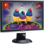"VX1940W Widescreen LCD Monitor - 19"" - 1680 x 1050 - 2ms - 1000:1 - Black"